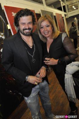 adele nino in Whitewall Events Presents artist Domingo Zapata