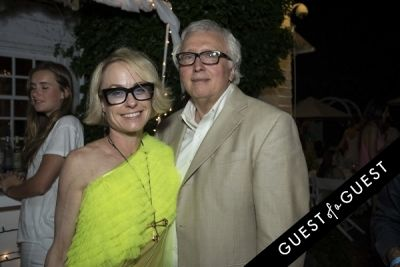 dominick dalleva in The Untitled Magazine Hamptons Summer Party Hosted By Indira Cesarine & Phillip Bloch
