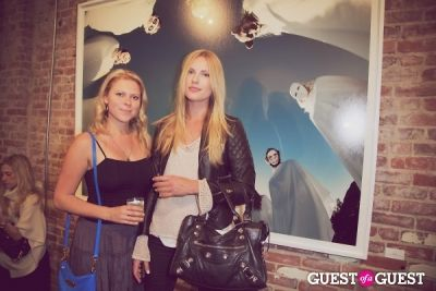 anna friden in Private Reception of 'Innocents' - Photos by Moby