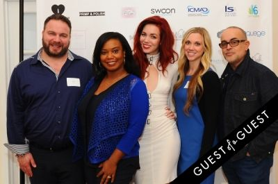 don wismer in Beauty Press Presents Spotlight Day Press Event In November
