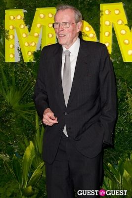 donald marron in MOMA Party In The Garden 2013