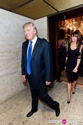 donald trump in The New York Observer 25th Anniversary