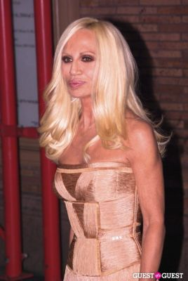 donatella versace in Glamour - Women of the Year 2010