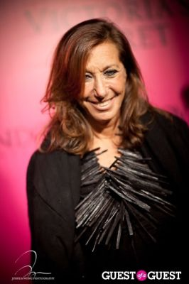 donna karan in Victoria's Secret 2011 Fashion Show After Party