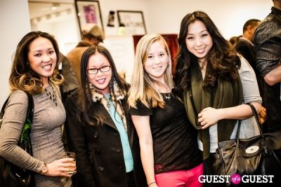 donna kim in Cher Coulter AG Jeans Collection Launch at Scoop NYC