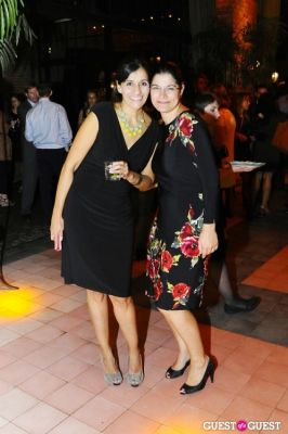 dora roman in The 2013 Everyday Health Annual Party