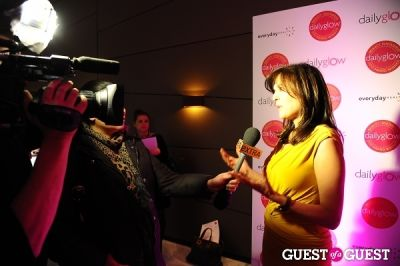 doris day in Daily Glow presents Beauty Night Out: Celebrating the Beauty Innovators of 2012