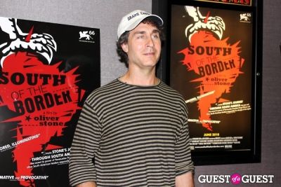 doug liman in NY Premiere of 'South of the Border'
