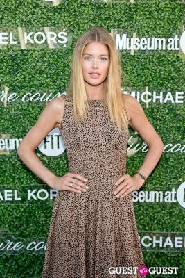 doutzen kroes in Michael Kors 2013 Couture Council Awards
