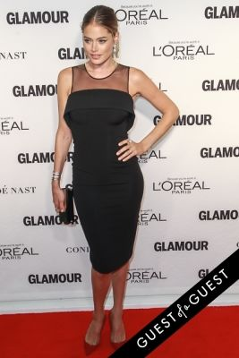 doutzen kroes in Glamour Magazine Women of the Year Awards