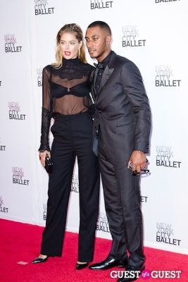 doutzen kroes in New York City Ballet's Fall Gala