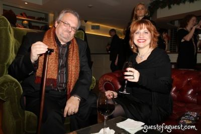 sandra pendragon in InnerRewards Official NYC Launch Party
