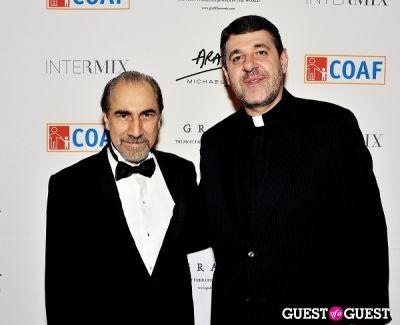 father mamigon-kioedjian in Children of Armenia Fund 10th Annual Holiday Gala