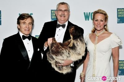 dr. sherrell-aston in Wildlife Conservation Society Gala 2013
