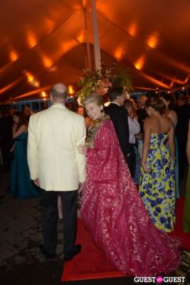 dr. susan-krysiewicz in The New York Botanical Gardens Conservatory Ball 2013
