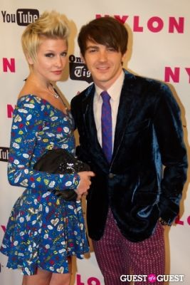 drake bell in NYLON May Young Hollywood Issue Celebration
