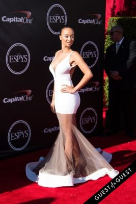 The 2014 ESPYS at the Nokia Theatre L.A. LIVE - Red Carpet