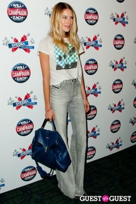 dree hemingway in SVEDKA Vodka Presents a Special NY Screening of Warner Bros. Pictures' THE CAMPAIGN