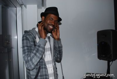 duane harriot in Flavor Pill 50 Launch Party
