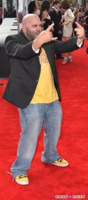 duff goldman in Harry Potter And The Deathly Hallows Part 2 New York Premiere