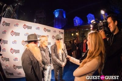 dusty hill in House of Blues 20th Anniversary Celebration
