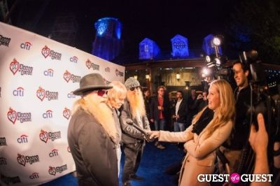 frank beard in House of Blues 20th Anniversary Celebration