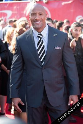 dwayne johnson in The 2014 ESPYS at the Nokia Theatre L.A. LIVE - Red Carpet