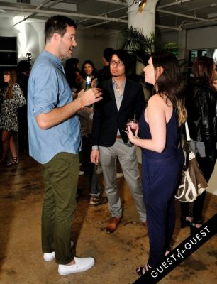 kim bhasin in Bonobos Spring 2015 Collection Presentation