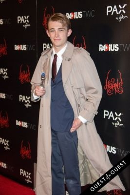 dylan riley-snyder in Premiere of PAX by Ploom presents TWC's HORNS