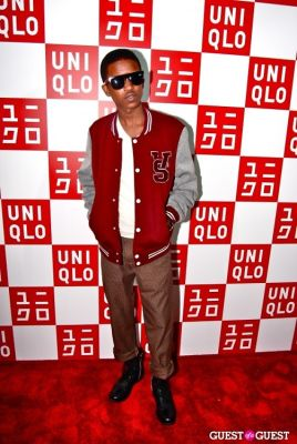 dyme a-duzin in UNIQLO Global Flagship Opening