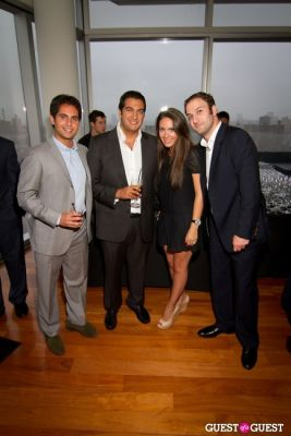 david ebrahimzadeh in Lionheart Group's Cocktail Soiree