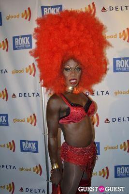 ebony excell in GLAAD Brazilian Carnival