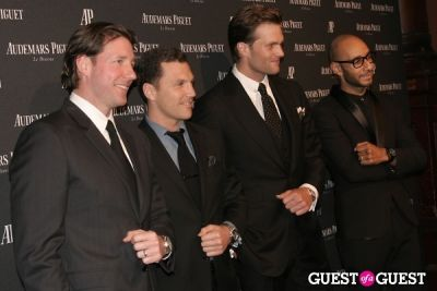 sean avery in Audemars Piguet Royal Oak 40 Years New York City Exhibition Gala