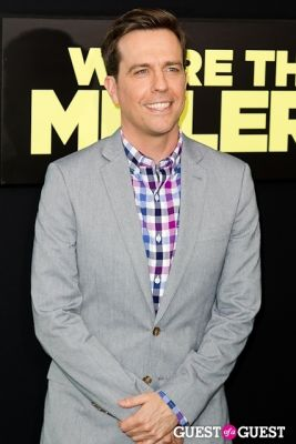 ed helms in We're The Millers