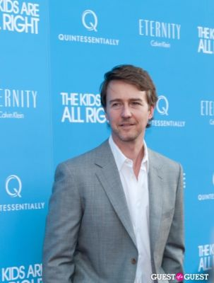 "ed norton in ""The Kids Are All Right"" Premiere Screening"