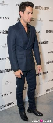 ed weeks in British Fashion Council Present: LONDON Show ROOMS LA Cocktail Party