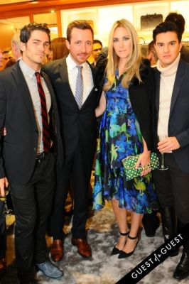 elizabeth kurpis in Hartmann & The Society of Memorial Sloan Kettering Preview Party Kickoff Event