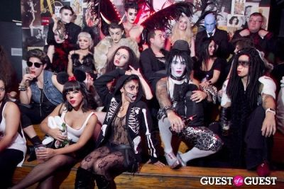 eddy segal in Bloody Burlesque Halloween Ball