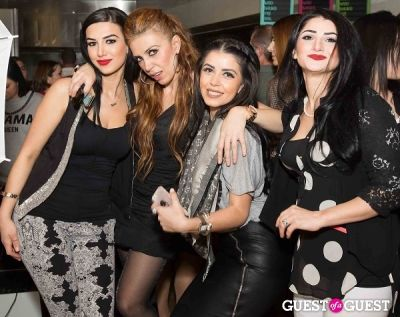 anait mkrtchyan in Food Haus Cafe Celebrates Grand Opening in DTLA