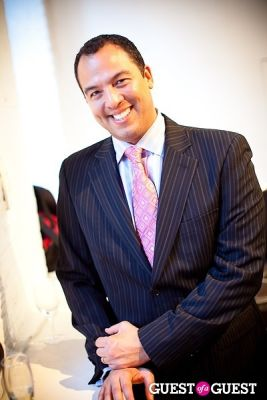 eduardo vilaro in Junior Society of Ballet Hispanico Champagne Reception