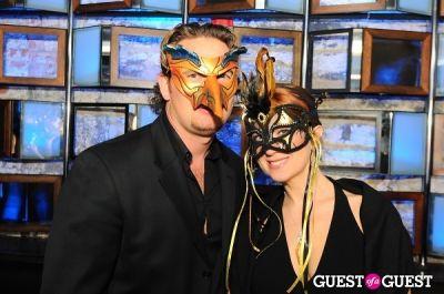 edward dalton in Attica & Grey Goose Masquerade Ball