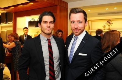 john david-robbins in Hartmann & The Society of Memorial Sloan Kettering Preview Party Kickoff Event