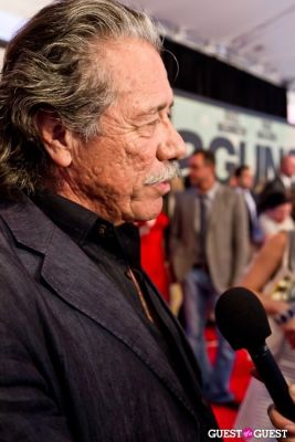 edward james-olmos in 2 Guns Movie Premiere NYC