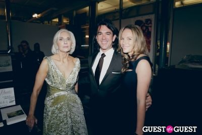 eileen guggenheim in New York Academy of Arts TriBeCa Ball Presented by Van Cleef & Arpels