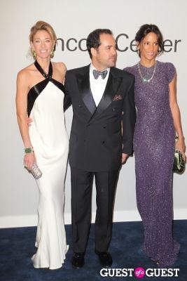 veronica webb in Oprah Winfrey and Ralph Lauren Gala