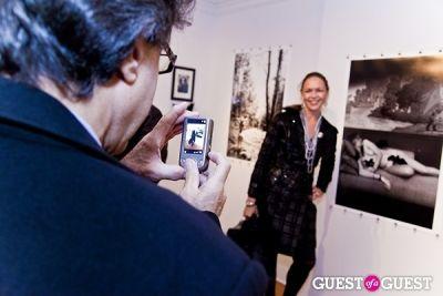 elena chernousova in Galerie Mourlot Livia Coullias-Blanc Opening