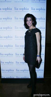 elena kiam in Lia Sophia Fashion Show at the Plaza
