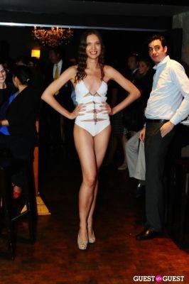 elena konovalova in The Sanctuary Hotel Presents The AVE Swimwear White Party