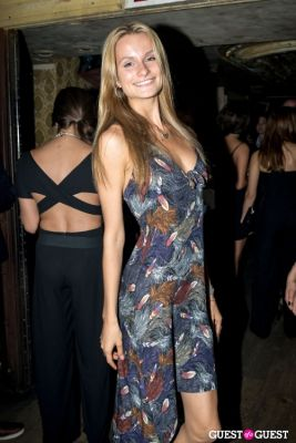 elena kurnosova in PAPER Magazine + DJ Coleman's upcoming release party
