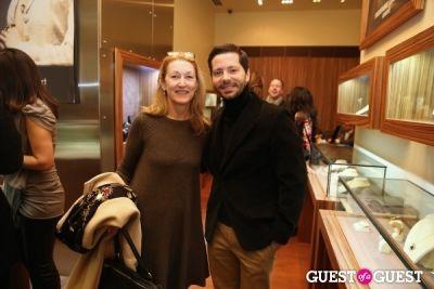 suzan goodfriend in Reception Celebrating Elena Syraka's Jewelry Designs